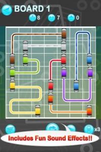 Syncroz 7x7 Puzzle Circuit Board Theme