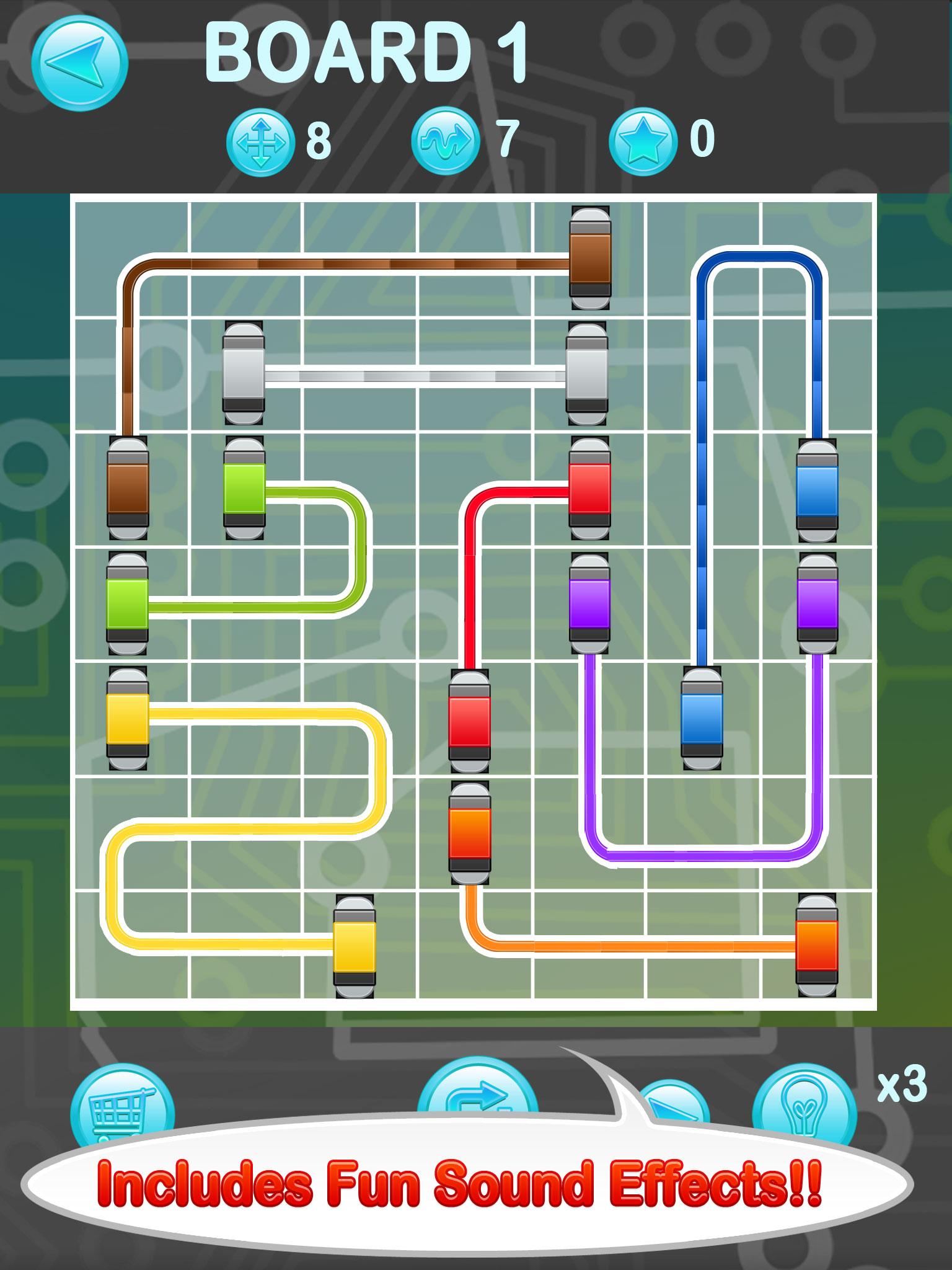 Syncroz – Puzzle Tease Mania - ipad2
