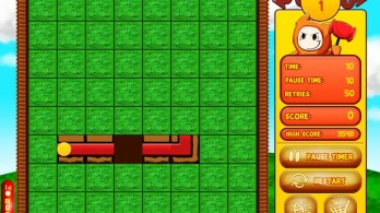Flip Frenzy – Puzzle Path Finder - android_tablet4