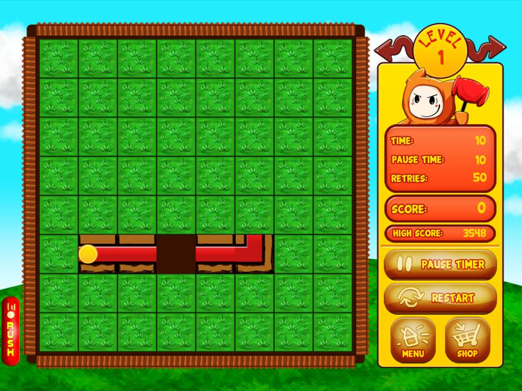 Flip Frenzy – Puzzle Path Finder - ipad