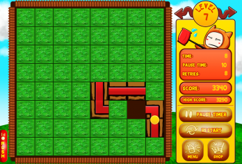 Flip Frenzy – Puzzle Path Finder - android_phone3
