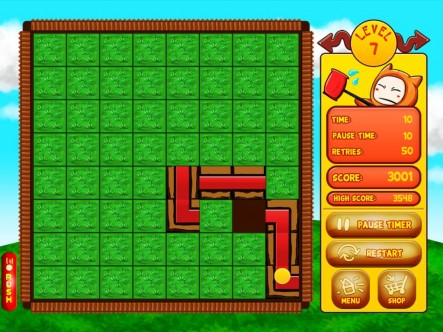 Flip Frenzy – Puzzle Path Finder - ipad