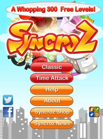 Syncroz – Puzzle Tease Mania - ipad
