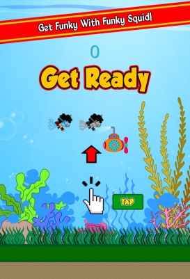 Flappy Funky Squid - android_tablet6
