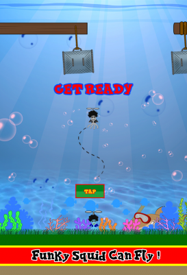 Funky Squid Copter Quest - android_tablet6