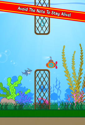 Flappy Funky Squid - android_tablet4