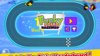 Funky Squid Goes Racing - android_tablet6