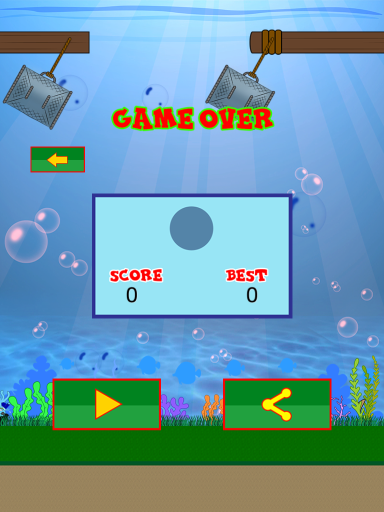 Funky Squid Copter Quest - ipad