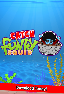 Catch Funky Squid - android_tablet4