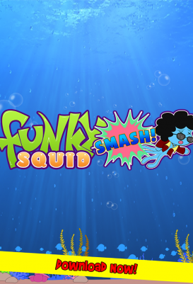 Funky Squid Smash - android_tablet6