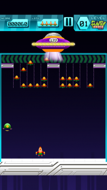 Astro Assault – Alien Invasion - iphone1