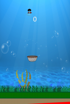 Catch Funky Squid - android_phone3
