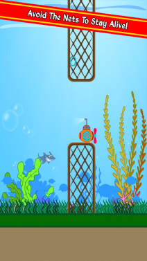 Flappy Funky Squid - iphone1