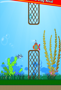 Flappy Funky Squid - android_phone5