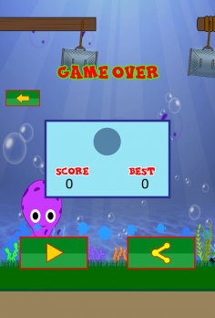 Funky Squid Copter Quest - android_phone3