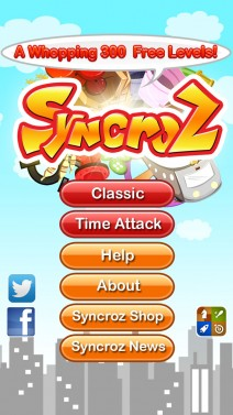 Syncroz – Puzzle Tease Mania - iphone1