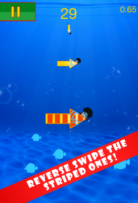 Swinging Arrows With The Funky Squid - android_tablet4