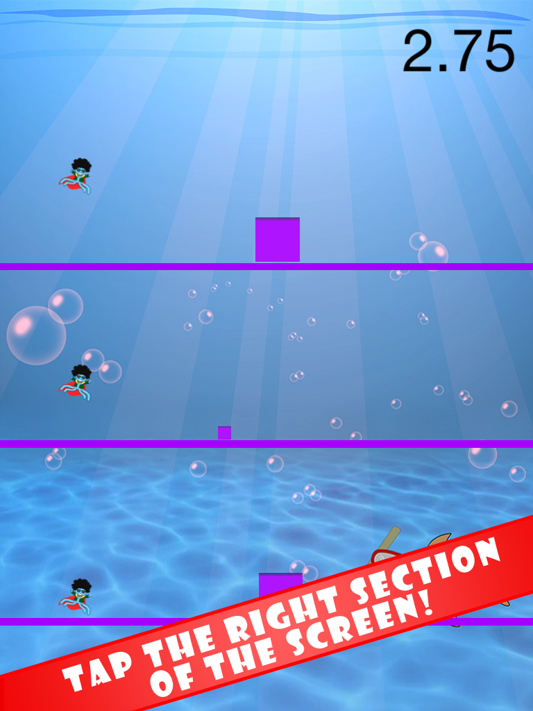 Let's Make The Funky Squid Jump - ipad