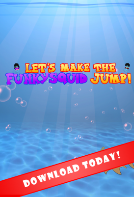 Let's Make The Funky Squid Jump - android_tablet4