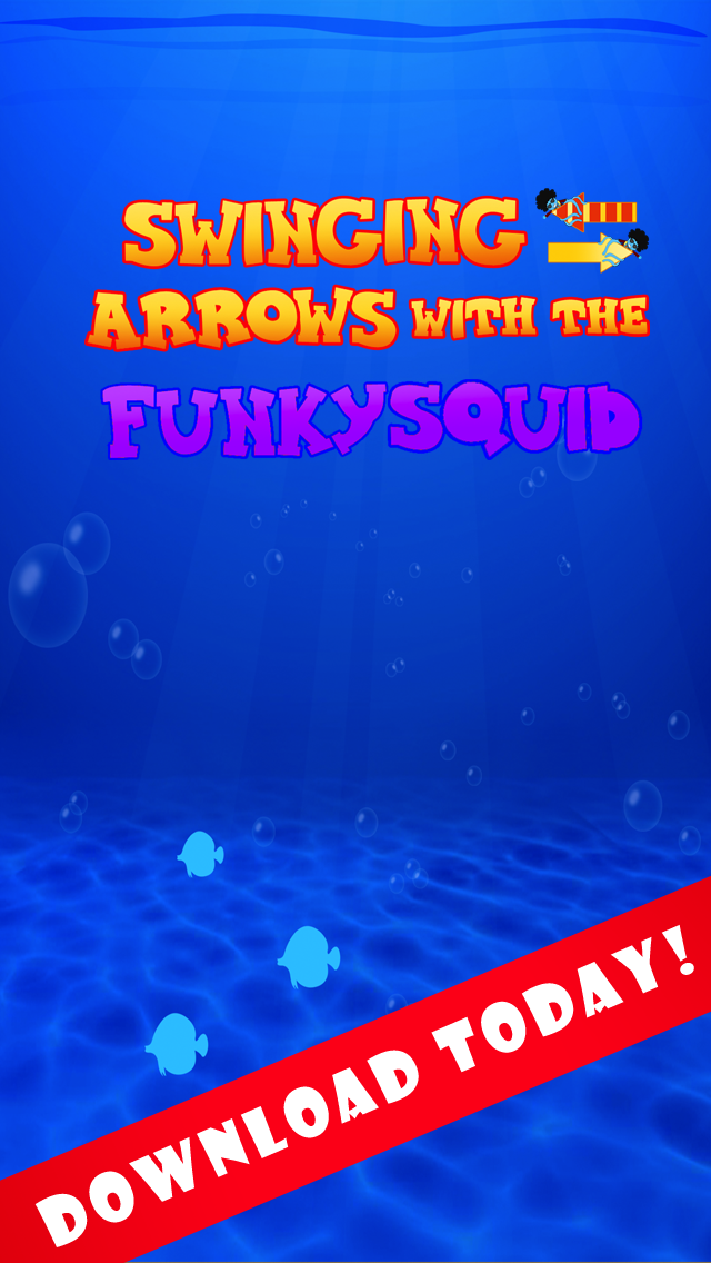 Swinging Arrows With The Funky Squid - iphone1